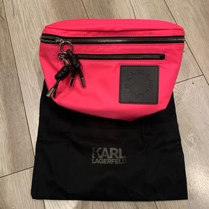 Karl legerfeld k - Neón belt bag